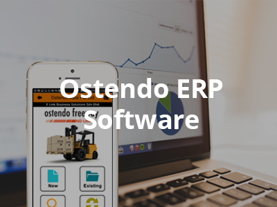 MYOB / ABSS Accounting Software Integration with Ostendo