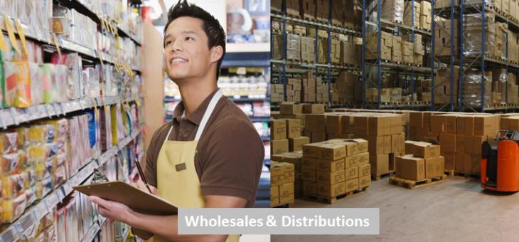 ERP Software for Wholesalers & Distributors